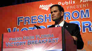 Rubio Predicts Romney Will Begin To Dent Likability Gap