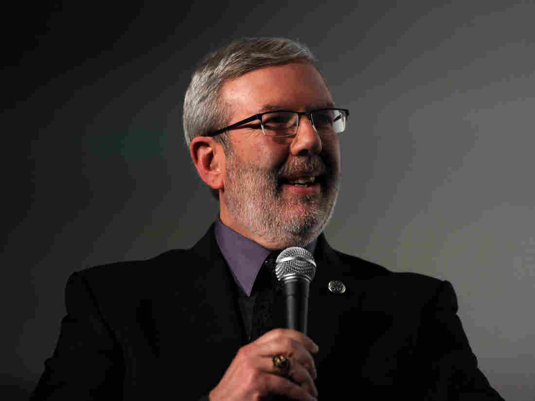 Seen here in 2010, film critic Leonard Maltin has been dishing out his reviews in capsule form since 1969.