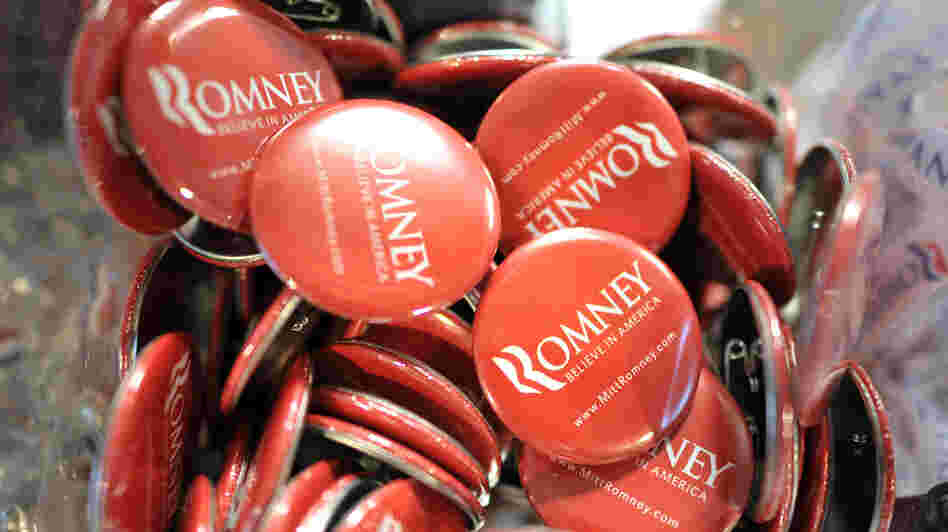 In a survey, more people used negative words to describe Mitt Romney than positive ones.