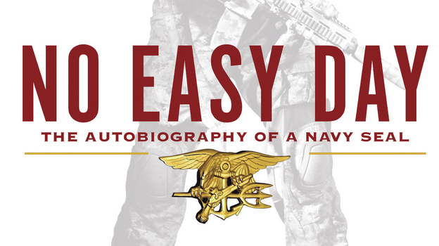 """This image courtesy of publisher Dutton, a member of Penguin Group USA, show the cover of the upcoming book """"No Easy Day."""" (AFP/Getty Images)"""