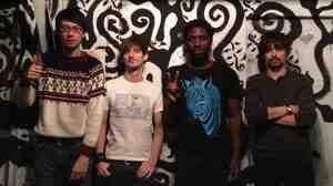 Bloc Party's new album, Four, is a return