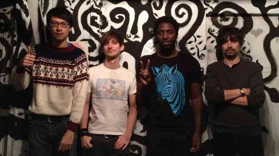 Bloc Party's new album, Four, is a return to their roots.