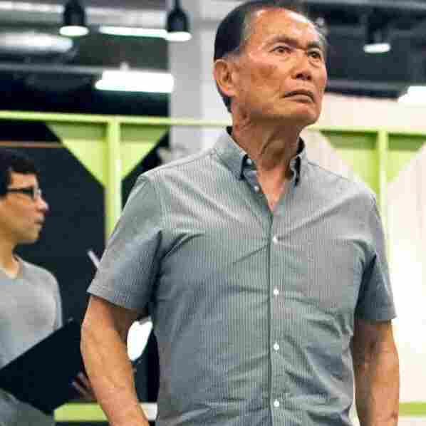 George Takei Takes Story Of Internment To The Stage