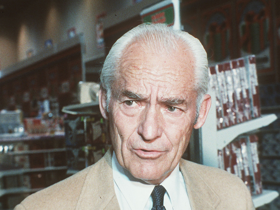 Wal-Mart founder Sam Walton is one of many people who unleashed huge changes in the U.S. economy and never called the White House home. (AP)