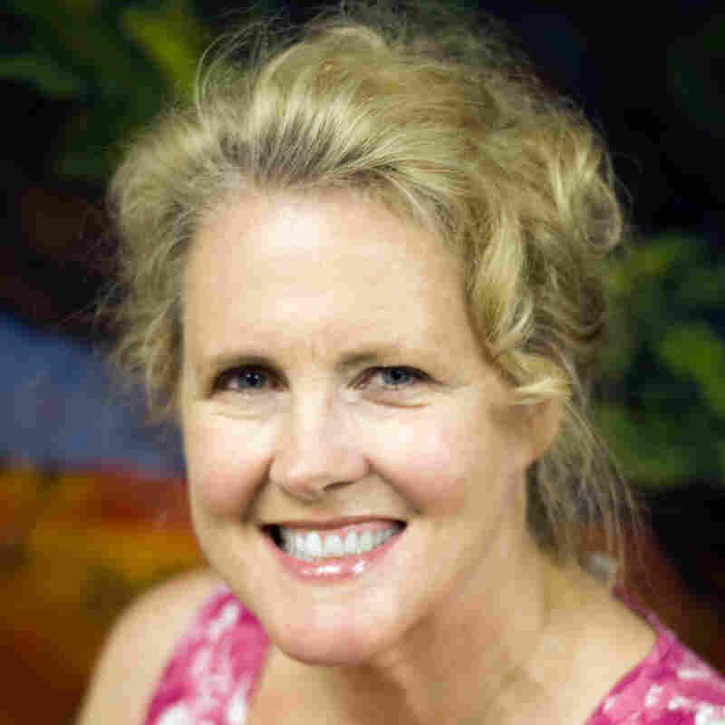 Catherine Goldwyn, founder of Sound Art.