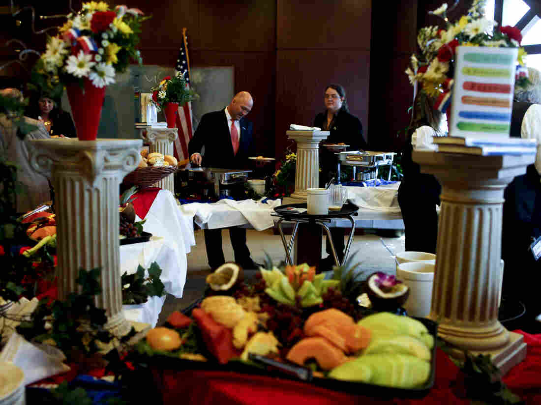 Log Cabin Republicans hosted a Young Conservatives for the Freedom to Marry brunch in Tampa on Wednesday.