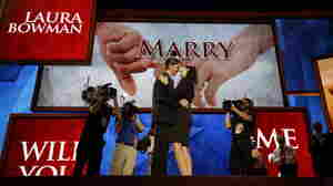 Love On Stage At The GOP Convention: Staffer Pops Question; She Says Yes