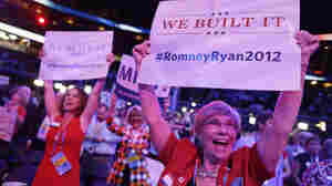 GOP Reaches Out To Women More In Convention Programming Than In Platform Writing