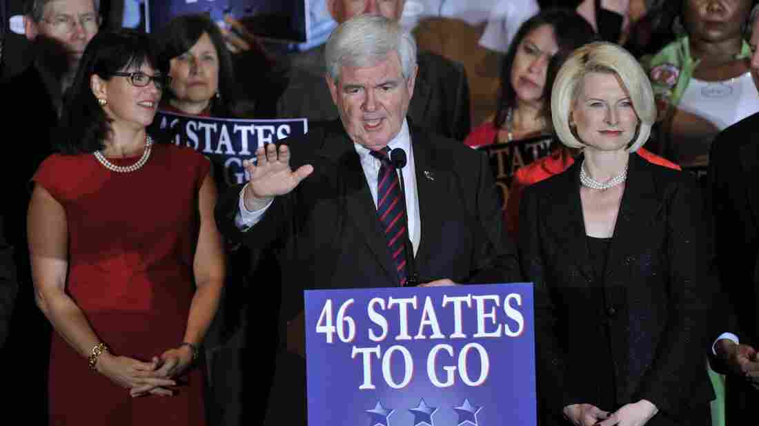 On Jan. 31, the night of the Florida primary, Newt Gingrich spoke in Orlando, Fla., after coming in second. Florida Republicans violated party rules by holding the primary at such an early date. New rules will increase penalties for states that jump ahead of the party's schedule.