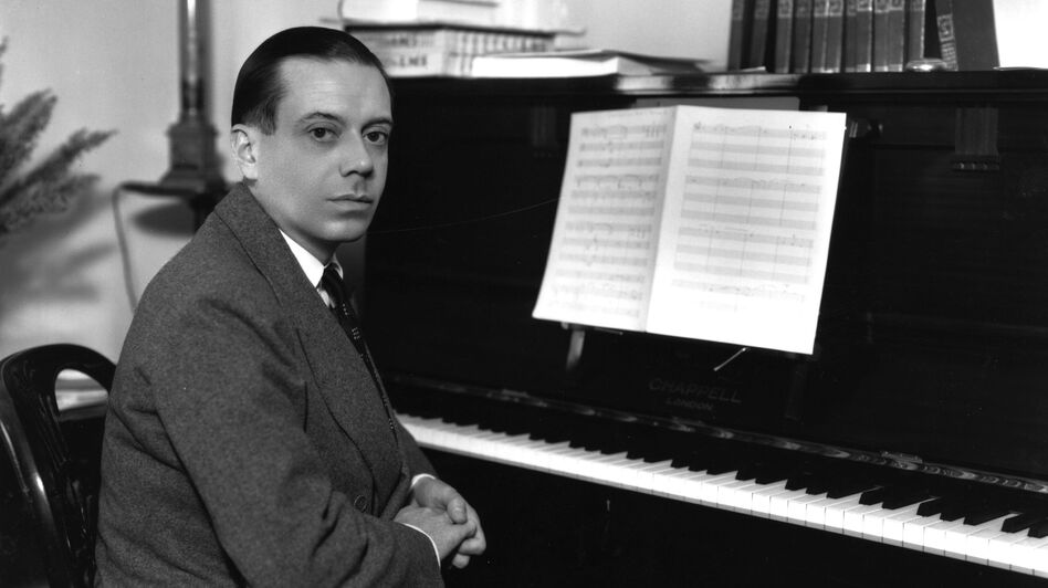 "Cole Porter's ""Begin the Beguine,"" a favorite song of listener Melanie Cowart's parents, became a fitting symbol for their relationship. (Getty Images)"
