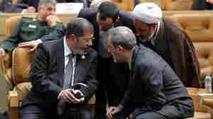 At Nonaligned Conference, Egypt's Morsi Slams Iran Over Syria Position