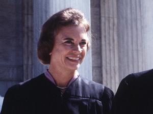 Supreme Court Justice Sandra Day O'Connor