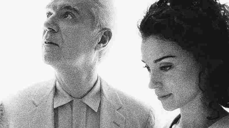 David Byrne and St. Vincent's new album, Love This Giant, comes out Sept. 11.