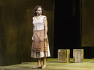 Audra McDonald plays Bess in the current Broadway production of Porgy and Bess.