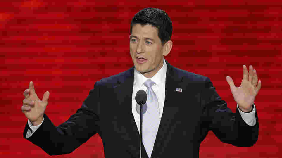 Rep. Paul Ryan, the GOP vice presidential nominee, became a speech writer for the conservative Republican politician Jack Kemp after graduating from college in 1992.