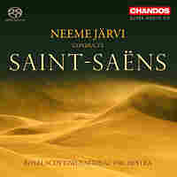 Neeme Jarvi conducts Saint-Saens.