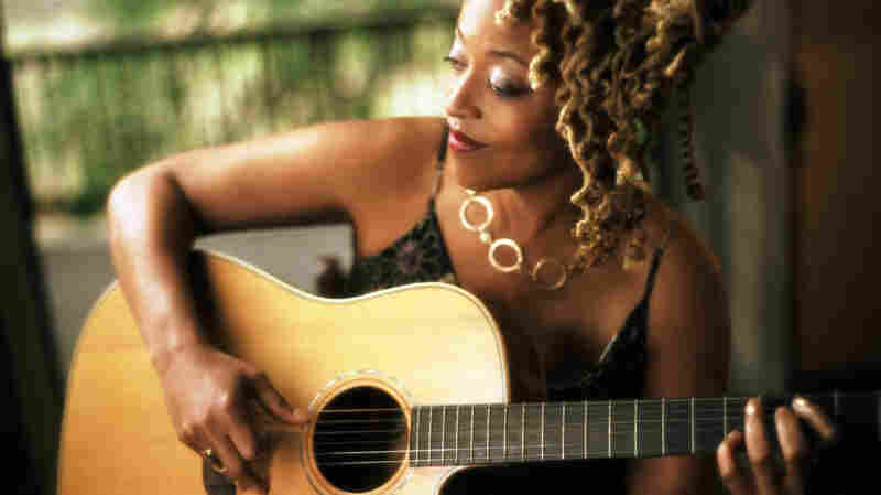 Cassandra Wilson On World Cafe