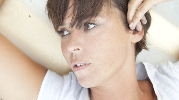 Chan Marshall's new album as Cat Power, her first set of new songs in more than six years, is called Sun.