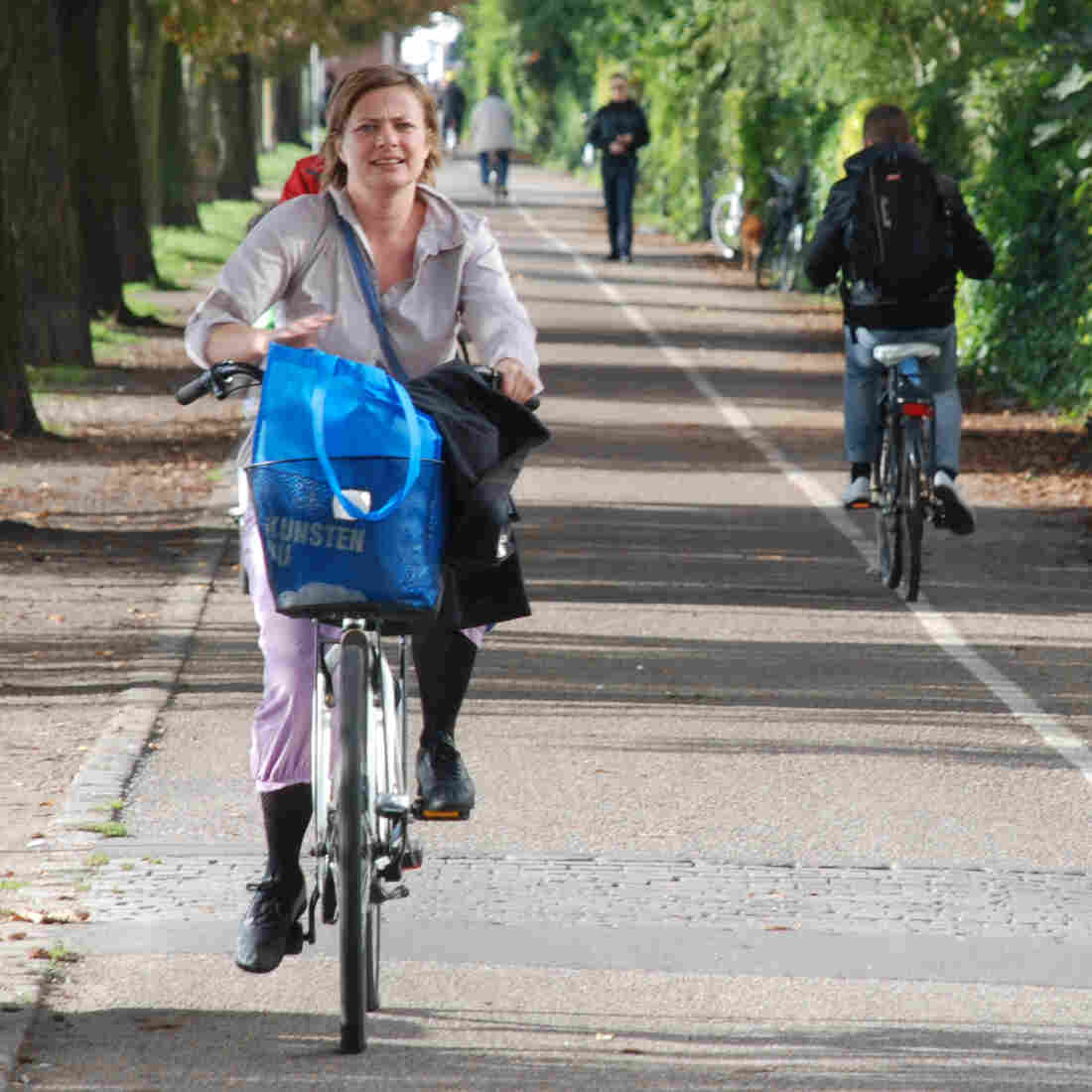 Many Copenhagen residents already travel by bike, and now the city is building high-speed routes designed to encourage commuters even in the outlying suburbs.