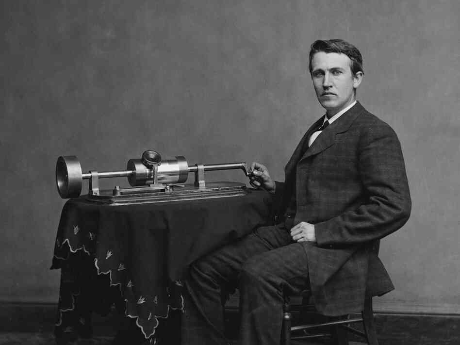 Solitary Genius: Thomas Edison was no lone genius. Instead, he collaborated with 40 employees in his Menlo Park, N.J., lab.