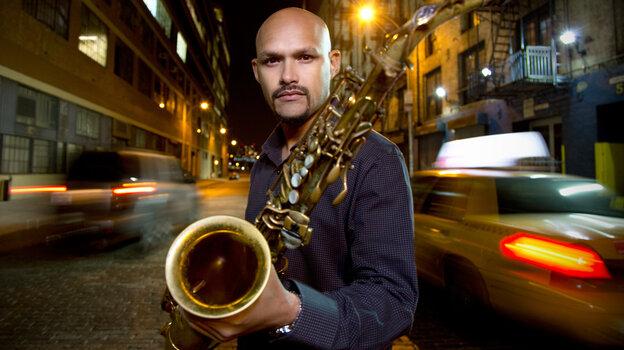 Miguel Zenon.