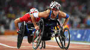 Tatyana McFadden has won medals at the Paralympic Games in 2004 and 2008. At this