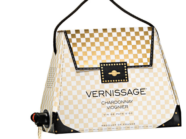 Vernissage is trying to revamp boxed wine to attract a more sophisticated customer. (Vernissage)