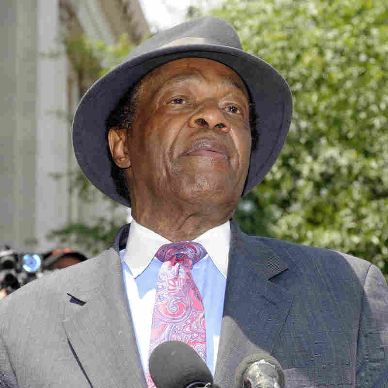 Councilman Marion Barry in 2009.