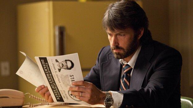 Ben Affleck directed and stars in Argo.