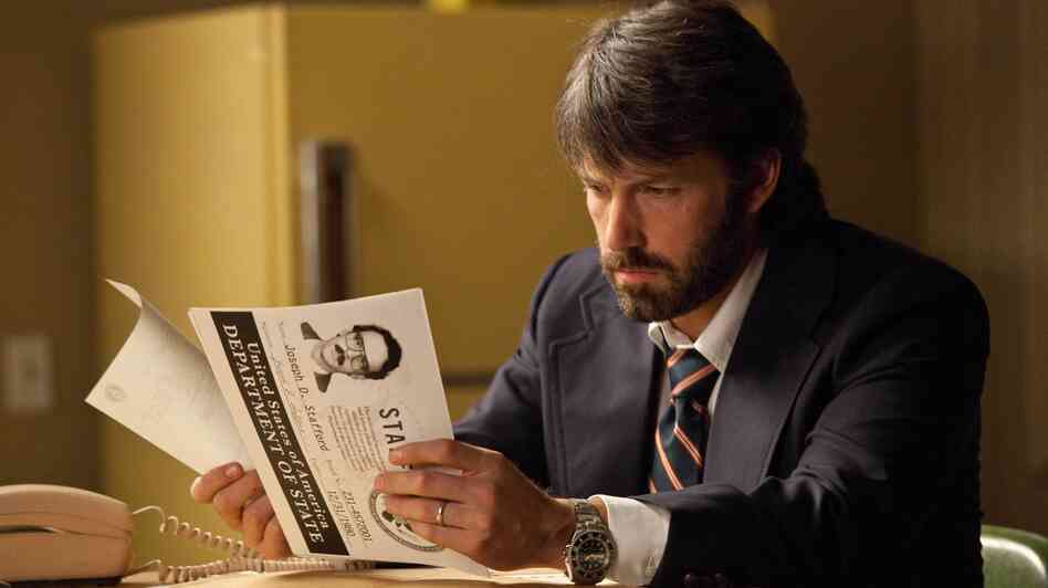 Ben Affleck directed and stars in Argo.