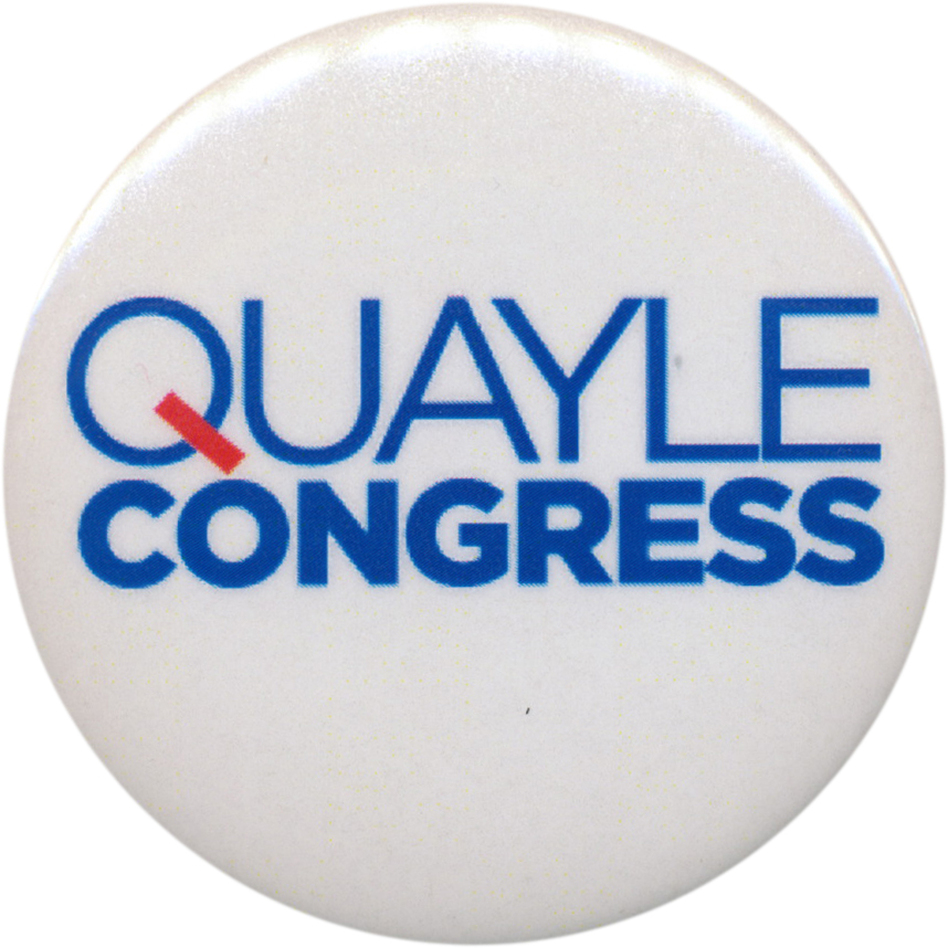 Quayle is the 13th House member defeated in the primaries this year. (Ken Rudin collection)