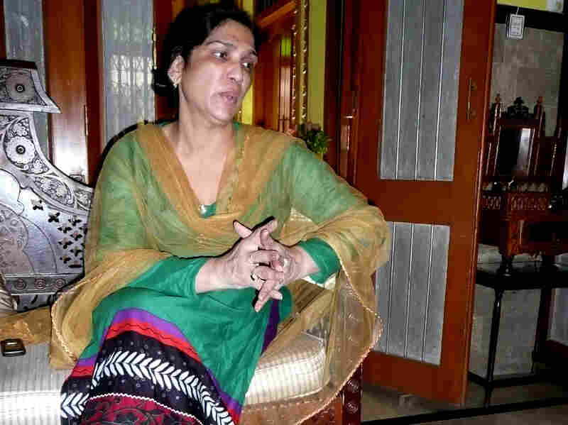 Almas Bobby, leader of Pakistan's transgender community, led the Supreme Court battle that ultimately won transgender people the legal right to list a third gender option — neither male nor female — on their national identity cards.