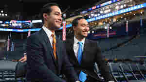 At DNC, Julián Castro Tackles Comparisons To President Obama