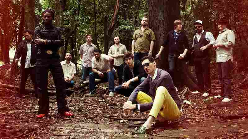 Antibalas On World Cafe