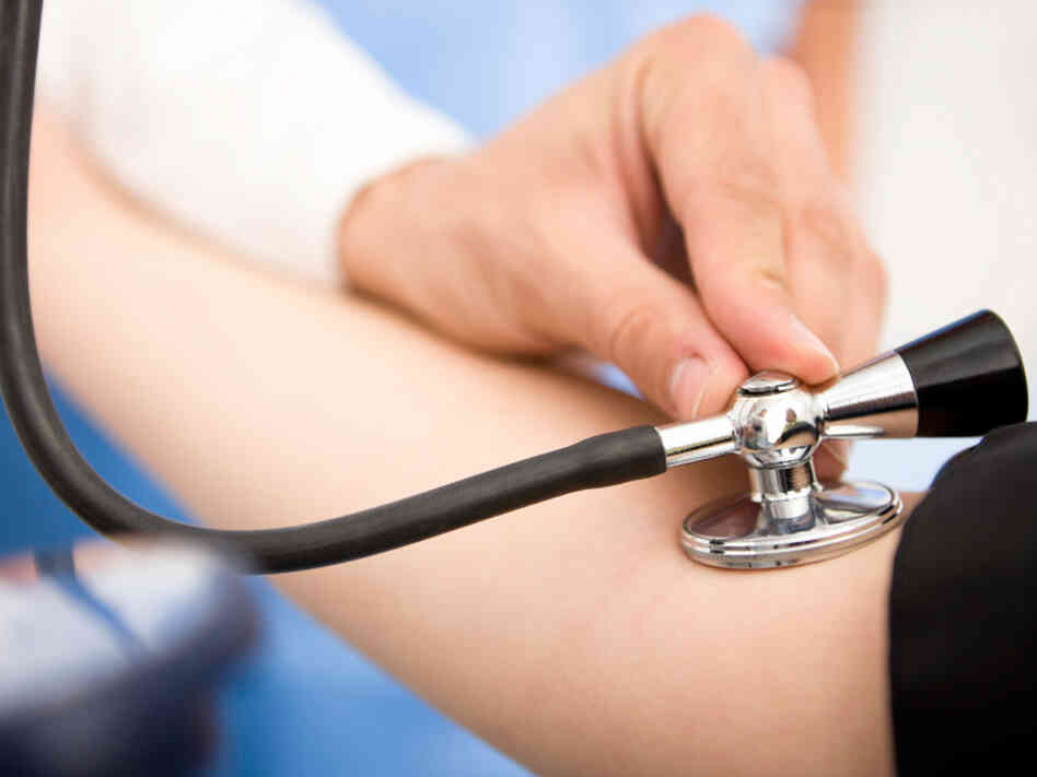 Knowing your blood pressure is just the beginning.