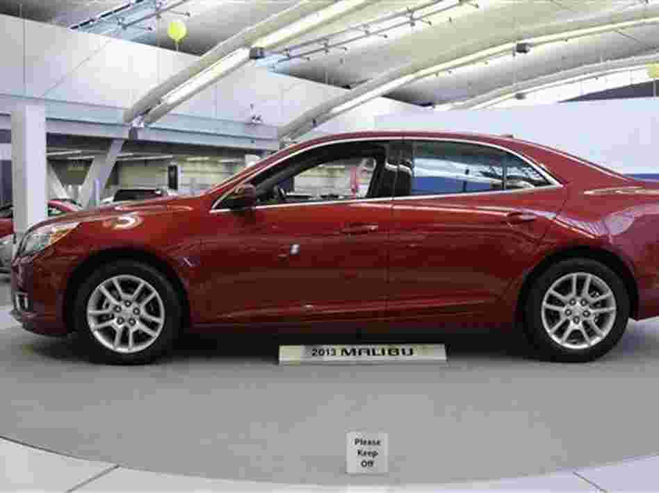 Critics say GM's new Chevy Malibu is a fine car, but it's not as innovative as it needs to be to be a blockbuster.