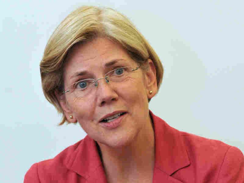 Massachusetts Senate candidate Elizabeth Warren