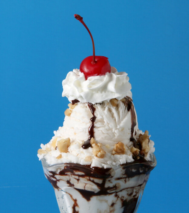 Sometimes, all you want is the cherry on top.