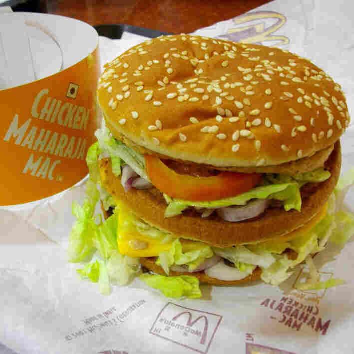 McDonald's Goes Vegetarian — In India