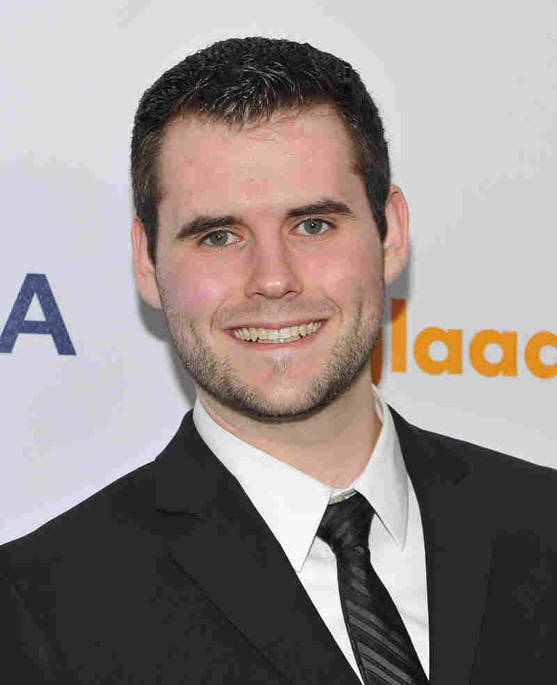 Zach Wahls is shown on March 24 at the GLAAD Media Awards in New York.
