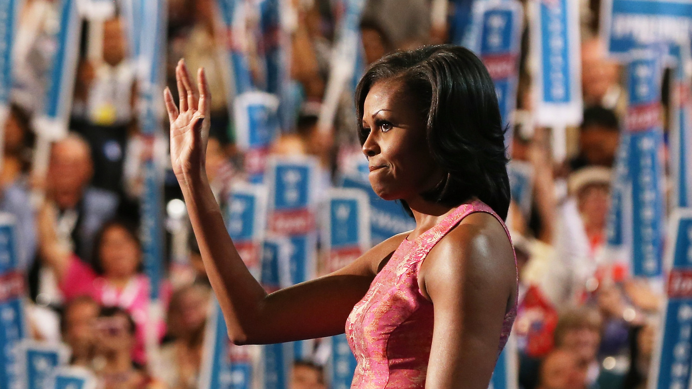 Michelle Obama: 'Being President ... Reveals Who You Are'
