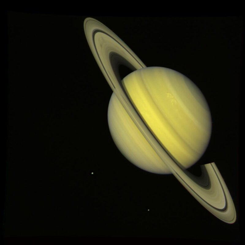9932c725ba5 After 35 Years, Voyager Nears Edge Of Solar System : NPR