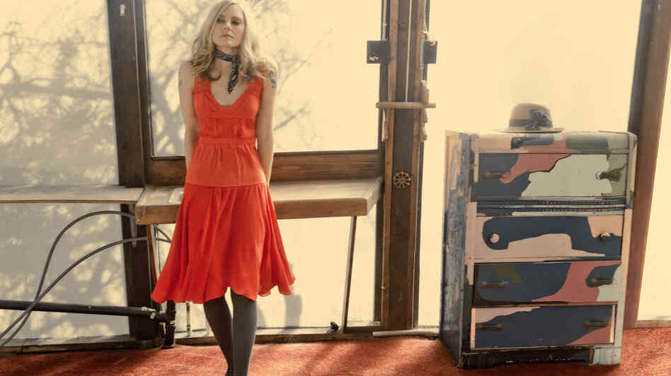 Aimee Mann's new album, Charmer, comes out Sept. 18.
