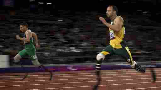 Oscar Pistorius Seeks Redemption In Race To Be The World's Fastest Amputee