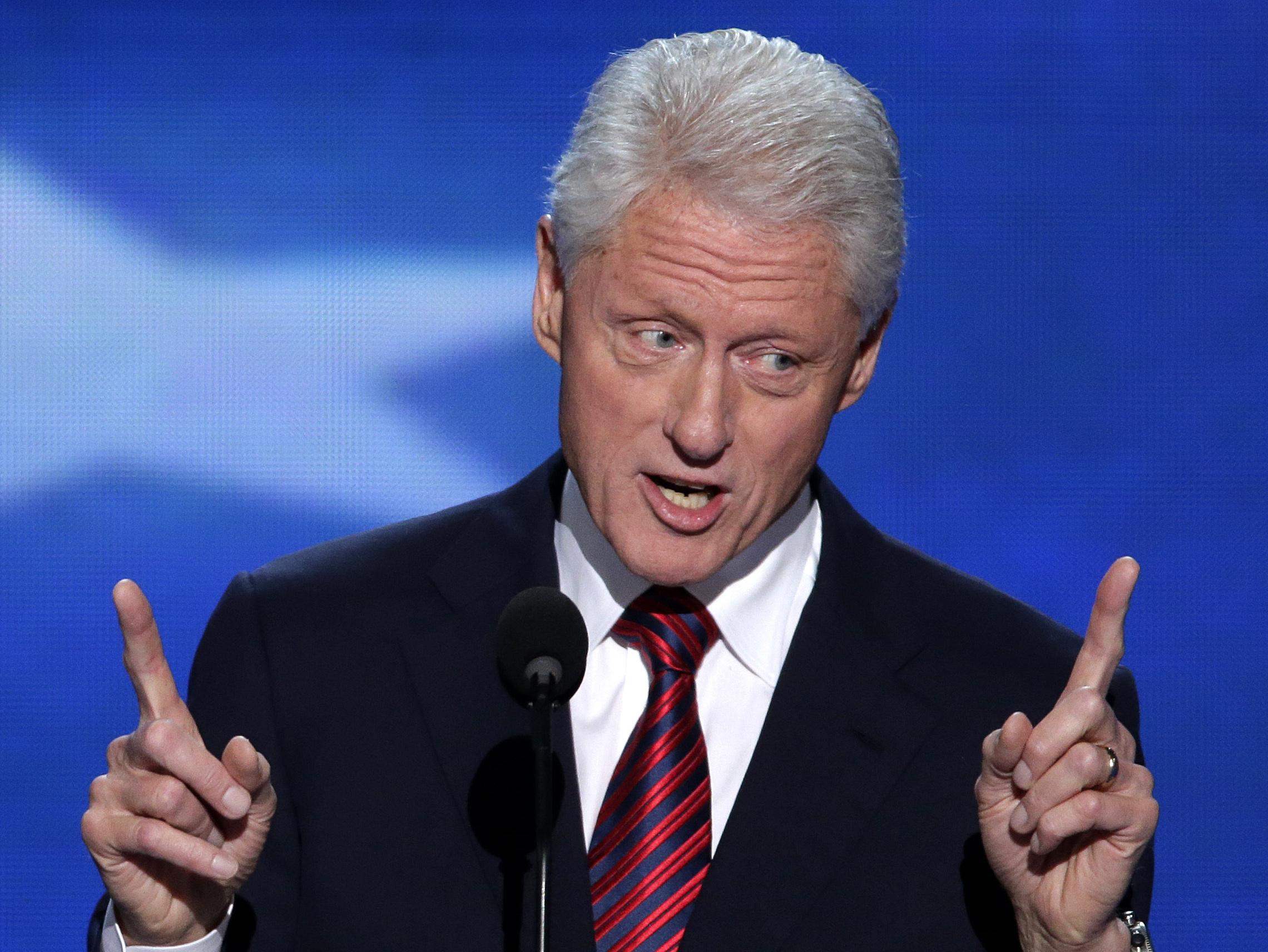Improviser In Chief: Clinton Text Vs. Audio : NPR