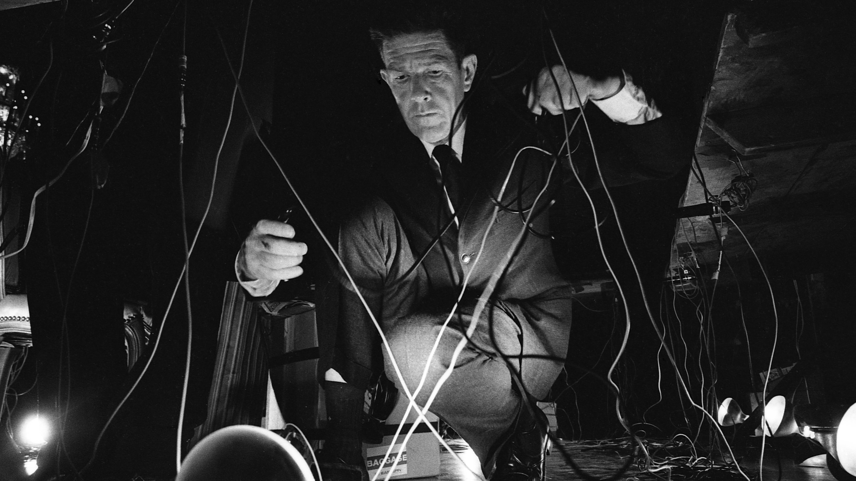 Andrea Echeverri: Music Is Everywhere: John Cage At 100 : NPR