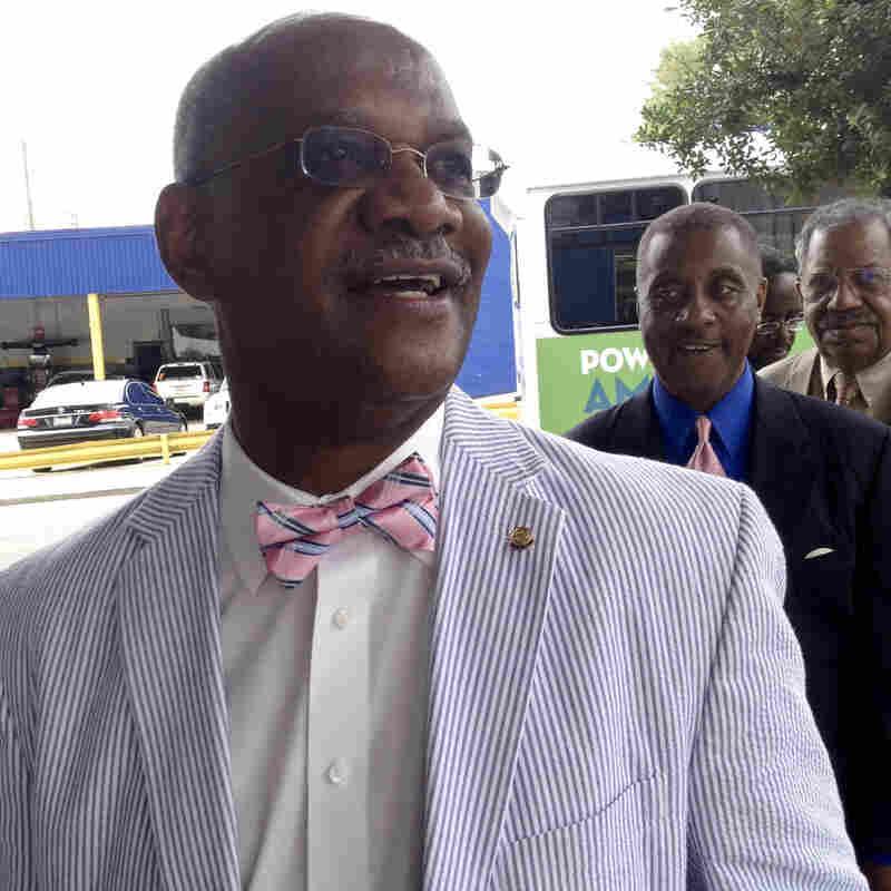 Ernest Brooks, 70, from Jackson, Tenn.