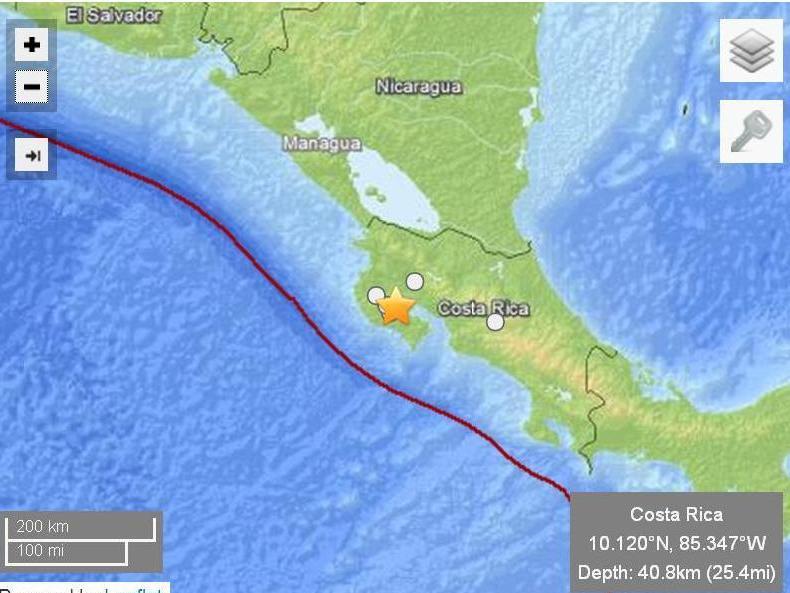 costa rica earthquake - photo #25