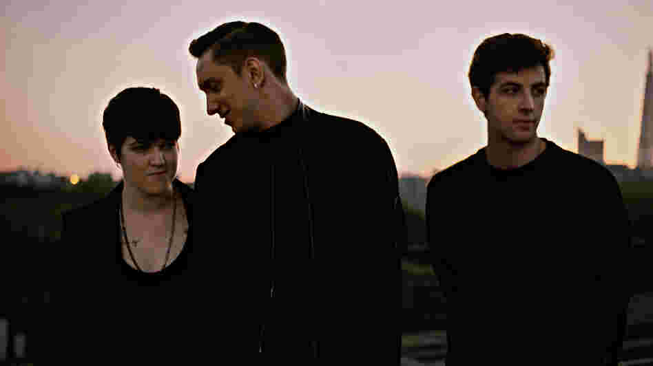 The xx's new album, Coexist, comes out Sept. 11.