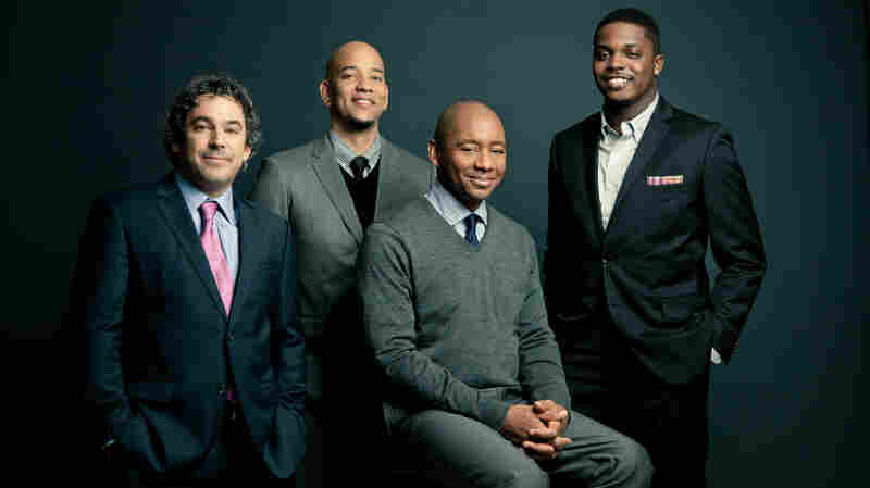 The Branford Marsalis Quartet.